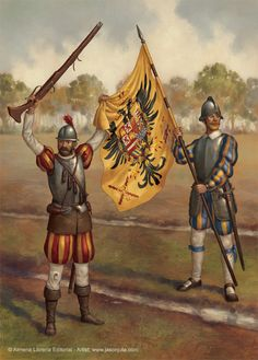 Spanish troops, Thirty Years War