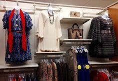 Cato Fashions - Summer 2015/ Fall 2015 Dress Wall Display #outfits #fall #style #fashion #clothing #shopping #catofashions #catoNevada1243