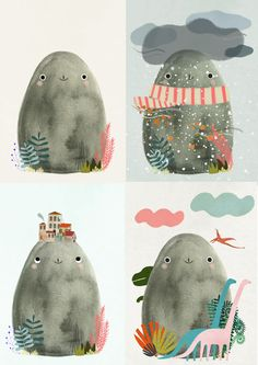 Untitled project - Marianna Coppo Illustrator