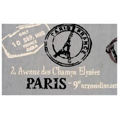 Paris 5'x8' rug