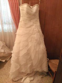 ¡Nuevo vestido publicado!  Pronovias 2013 mod. Diana ¡por sólo 800€! ¡Ahorra un 50%!   http://www.weddalia.com/es/tienda-vender-vestido-novia/pronovias-2013-mod-diana/ #VestidosDeNovia vía www.weddalia.com/es