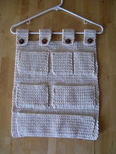 Kitchen Organizer pattern by Lily / Sugar'n Cream