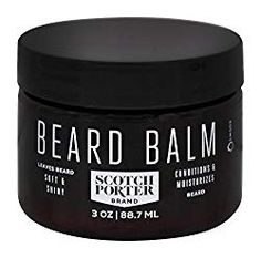 How does your beard look and feel? Is it coarse and unruly? Then it's time to try one of the best beard butters to tame it. A beard butter is typically a Best Beard Balm, Vitamins For Beard Growth, Beard Butter, Hair Balm, Cedar Oil, Beard Conditioner, Viking Beard, Bay Rum, Natural Man