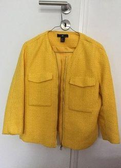 Kup mój przedmiot na #vintedpl http://www.vinted.pl/damska-odziez/marynarki-zakiety-blezery/17936129-bomberka-elegancka-hm