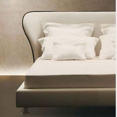 Space Furniture showcase an extensive range of authentic, contemporary designer furniture, from the world's finest luxury brands. Mod Furniture, Cabinet Furniture, Furniture Styles, Space Furniture, Furniture Design, Leirvik Bed, Bedroom Bed, Bedroom Ideas, Luxury Homes Interior
