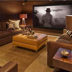 Home Theater Seating on Pinterest