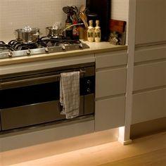 voor in keuken ipv 12v lampjes/ onder vitrinekastjes en op/ onder kastjes