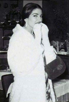 Maria Callas - Milan (1957)