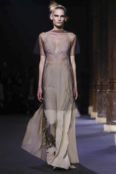 Alexis Mabille Fahion Show Ready to Wear Collection Spring Summer 2016 in Paris