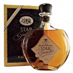 Jean Fillioux Star Gourmet Grande Champagne Cognac available to buy online at specialist whisky and cognac shop whiskys.co.uk Stamford Bridge york