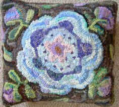 Wool Rug, Wool Felt, Hook Punch, Cushion Embroidery, Art Mat, Rug Hooking Patterns, Hand Hooked Rugs, Rag Rugs, Karen