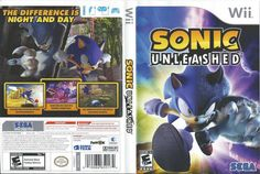Sonic Unleashed (Nintendo Wii) NO MANUAL!!! LN!!!