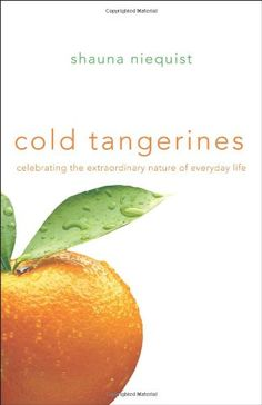 Cold Tangerines: Celebrating the Extraordinary Nature of Everyday Life by Shauna Niequist // I really enjoyed this memoir-type, essays-instead-of-chapters book. I identify with Shauna as a writer, mom and former-church-staff-member. So many of her thoughts are the same I've had. Very genuine and encouraging.