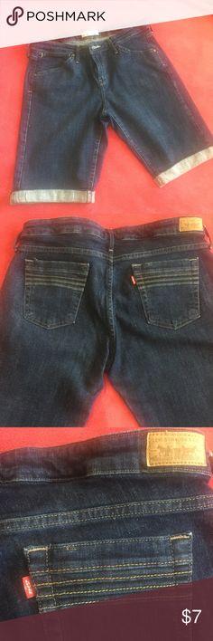 Cute pair of Levi Shorts!! Levi Shorts!! Levi's Shorts Jean Shorts