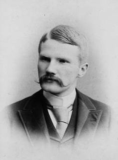 """Charles Homer Haskins, AHA president 1921-22.  His presidential address, """"European History and American Scholarship,"""" can be read here: http://www.historians.org/info/AHA_History/chhaskins.htm"""