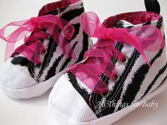 These will be a MUST if I have a little girl! :) Some little high tops..haha how freaking cute! I found these on Etsy.com so you can buy them there!
