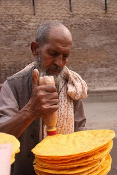 Paapar - Pakistani street food   - Explore the World with Travel Nerd Nici, one Country at a Time. http://TravelNerdNici.com