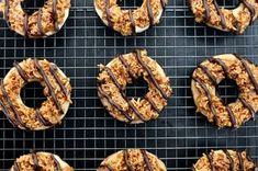 Homemade Samoa-Inspired Cookies  Recipe on Food52 recipe on Food52