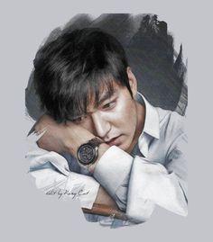 Lee Min Ho by Kang-Cat