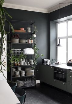 my scandinavian home: Beautiful Colour Inspiration From 'The Home', Copenhagen