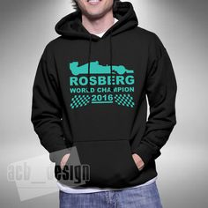 Nico #rosberg world champion 2016 adult hoodie lewis #hamilton f1 #formula 1 ,  View more on the LINK: http://www.zeppy.io/product/gb/2/291955422220/