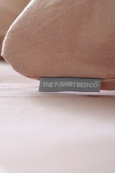 At The T-Shirt Bed Co. we aim to create the most spectacular products for our fans! Our labels are stitched with love. Pillow Packs, set of are available in all of our colours! Pink And White Stripes, Grey And White, Cotton Bedding, Linen Bedding, Bedroom Inspiration, Pillow Cases, Fans, Colours, Pillows