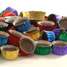 Chocolate Ice Cups - my mum always loved these, I only bought them as a treat in my mix up as they cost about 5p each and I could get 5 sweets for that!