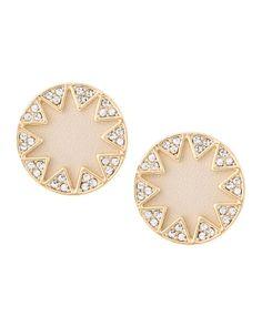 House of Harlow stud earrings