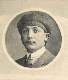 Victor GARAIX (1890-1914) (Aviation) (Mort pour la France)