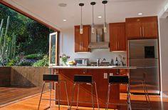 oca Day St. kitchen - contemporary - kitchen - san francisco - Ojanen_Chiou architects LLP