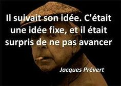 Idée fixe=avance pas Favorite Quotes, Best Quotes, Good Quotes For Instagram, Motivational Quotes, Inspirational Quotes, Quote Citation, Comic Movies, Positive Affirmations, Food For Thought