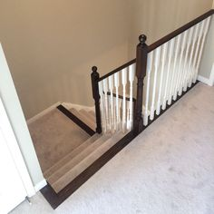 A Paintastic staircase done exceptionally well. Best Carpet For Stairs, Carpet Stairs, Home Decor, Decoration Home, Room Decor, Stair Runners, Home Interior Design, Home Decoration, Interior Design