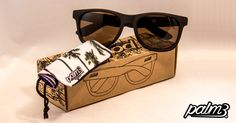 Palm3 Sunglasses package!