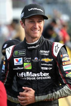 Kasey Kahne Photos Photos - Kasey Kahne, driver of the #5 Liftmaster Chevrolet, walks to his car during qualifying for the Monster Energy NASCAR Cup Series Coca-Cola 600 at Charlotte Motor Speedway on May 25, 2017 in Charlotte, North Carolina. - Charlotte Motor Speedway - Day 1