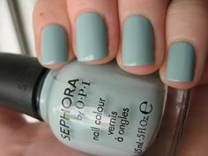 Sephora by OPI Cartwheels on the Catwalk from the Bestey Johnson collection Mani Pedi, Manicure And Pedicure, Ten Nails, My Favorite Color, My Favorite Things, Finger Painting, Fancy Nails, Opi, Nail Colors
