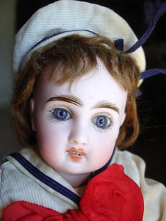 So Beauifull Authentic Bleuette Premiere Jumeau Original Outfits Antique Dolls, French Antiques, France, The Originals, Friends, Character, Outfits, Ebay, Twins