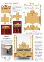 De nuevo, la revista Miniaturas ha publicado uno de mis proyectos, esta vez se trata de mis muebles de cartón. Si quieres ver alguno mas pi...