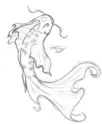 koi fish drawings in pencil에 대한 이미지 검색결과
