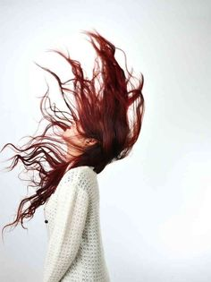 QUESTION: Hi Rona! I have naturally auburn red hair and through the years, I am sad to say I have dyed it. At the moment I have a darker auburn red and I'm wanting to lighten it up. I have no clue what color to use. I am scared I'll dye it and it will go darker. What should I do? Thank you!   ANSWERBY: