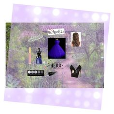 """""""Untitled #55"""" by bestrongbebrave ❤ liked on Polyvore featuring Chelsea Flower, Giuseppe Zanotti, Kate Marie, Isaac Mizrahi, L.A. Colors, Anna Sui and Urban Decay"""