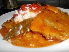Vepřové maso po cikánsku Lasagna, French Toast, Meat, Chicken, Breakfast, Ethnic Recipes, Nova, Morning Coffee, Lasagne