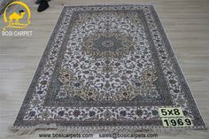 Hand knotted silk rug # Rug No.: P3194# Quality: 180L (225kpsi) # Size: 5x8ft (152x244cm) # Material: 100%Silk # wholesale Price: $1400/piece # If you have any interests, please email to sales@bosicarpets.com   handmadesilkcarpet#handmadecarpet#handmaderug#silkrug#silkcarpet#carpet#carpets#rugs#silkcarpets#silkrugs#rug#persianrug#persian#handknottedrug#chineserug#turkeyrug#persianrug#persiancarpets#antique#arearug#yilongcarpet#wholesalerug#round#runner#carpets#bosicarpet#