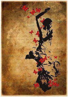 En cambio, al duende hay que despertarlo en las últimas habitaciones de la sangre. - Lorca, Teoria y juego del duende http://usuaris.tinet.cat/picl/libros/glorca/gl001202.htm