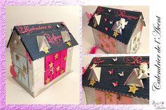 Calendrier de l'Avent Decorative Boxes, Creations, Home Decor, Personalized Gifts, Advent Calendar, Greeting Card, Room Decor, Home Interior Design, Decoration Home