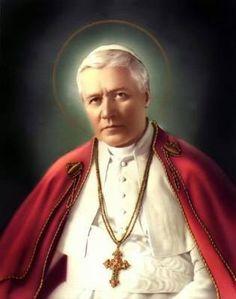 Święty papież Pius X