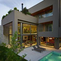 modern house. dream. dream. dream...