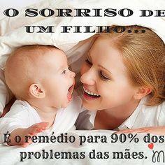 Boa semana cheia de sorrisos dos nossos pequenos!!!  #maternidade #filhos #amordemãe #soumãe #boasemana #filhomudatudo