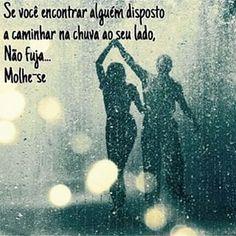 ☔ #caminhar #chuva #mensagem #mensagemdodia #instafollow #instalike #instafrase…
