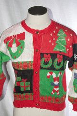 Ugly Christmas Party Sweater!