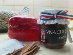 KOCHI (dulce)...Original mermelada de pimiento rojo, ají amarillo, canela y miel...Ideal!!